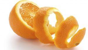 """1 consejo """"No tires la cáscara de naranja a la basura y sácale jugo"""""""
