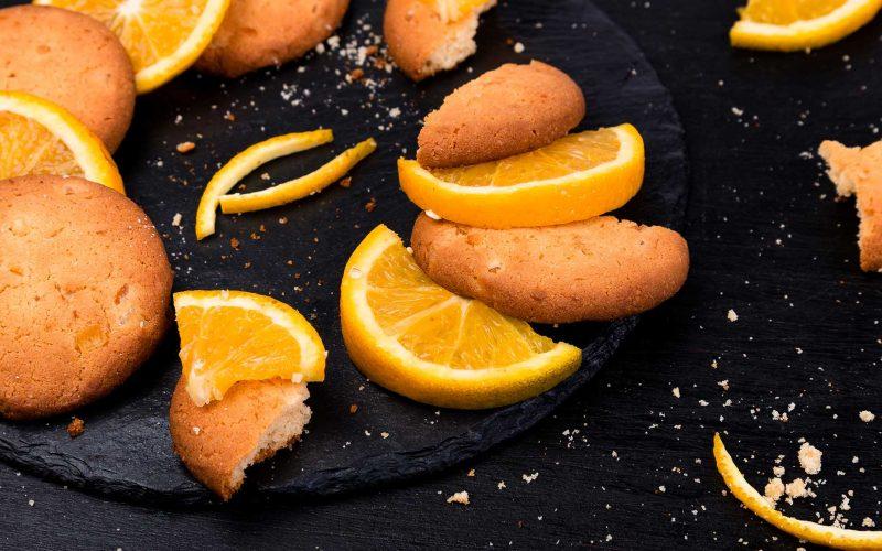 Est-ce qu'on fait des cookies à l'orange?