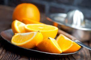 Comer 1 Naranja o 2 mandarinas al día evita Resfriados