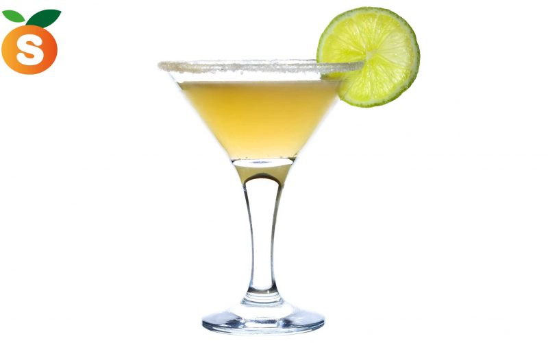 Margarita de Naranja recién cogida por SuperNaranjas