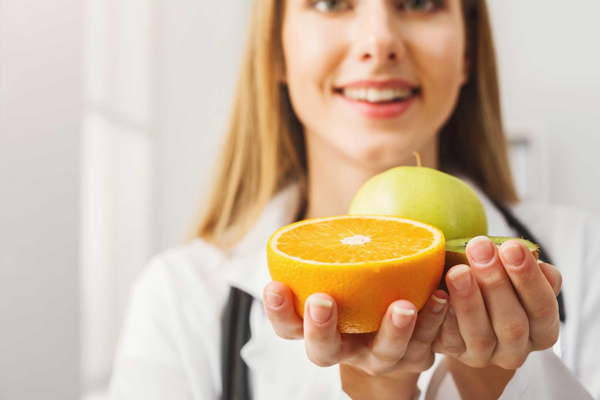 Las Naranjas y Mandarinas son un laxante natural