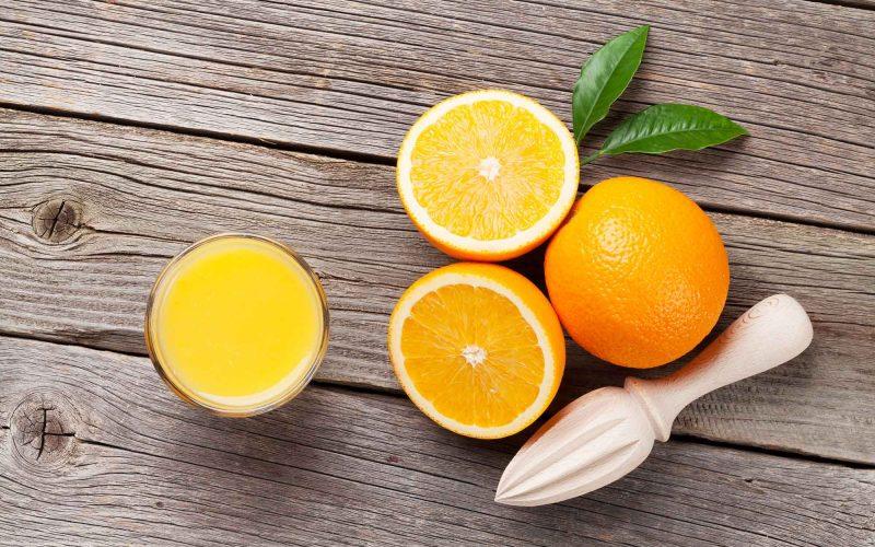 6 beneficios del Zumo de Naranja natural tendrás ¡energía y buen humor para todo el día!