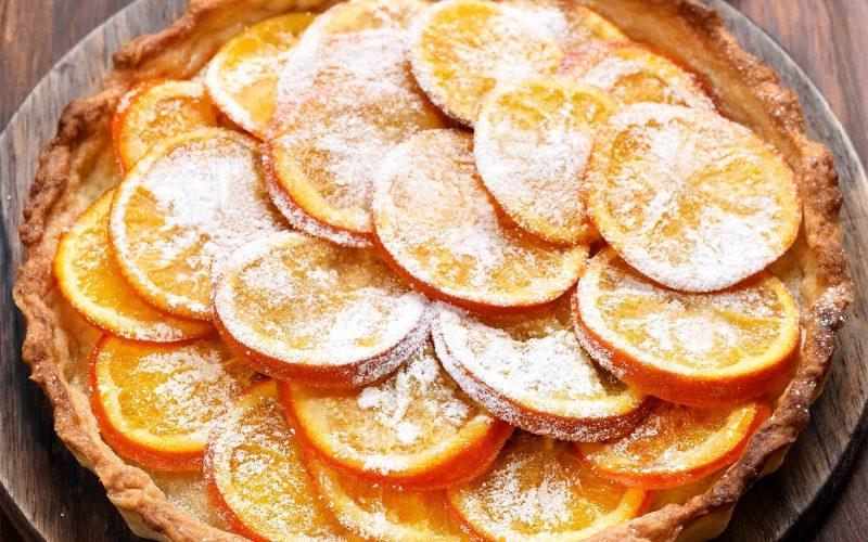 Orange caramélisée, un dessert que vous apprécierez avec tous vos amis!