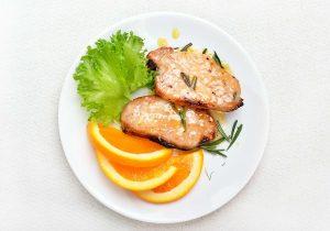 Riquísima receta de Lomo de Cerdo a la Naranja.