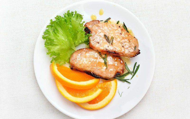 Délicieuse recette de Longe de Porc à l'orange.