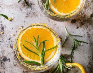 La combinación perfecta para tu Gin Tonic es la Naranja.
