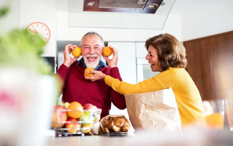 Las variedades de Naranjas con más Color contienen más Antioxidantes.