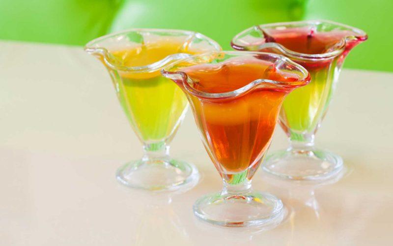 Préparez une délicieuse gélatine à l'orange