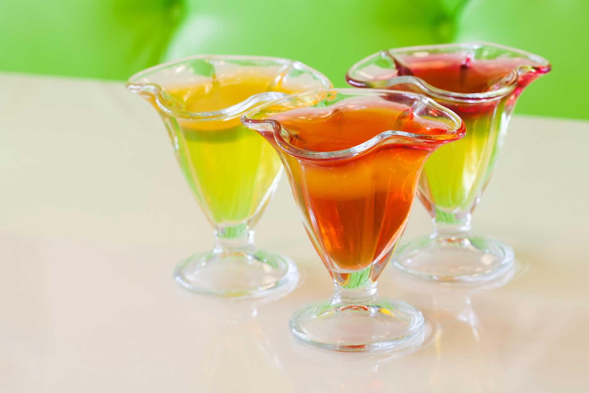 Prepara una deliciosa Gelatina de Naranja