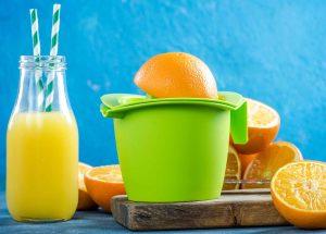 El Zumo de Naranja natural tiene el Máximo Apoyo de Europa.