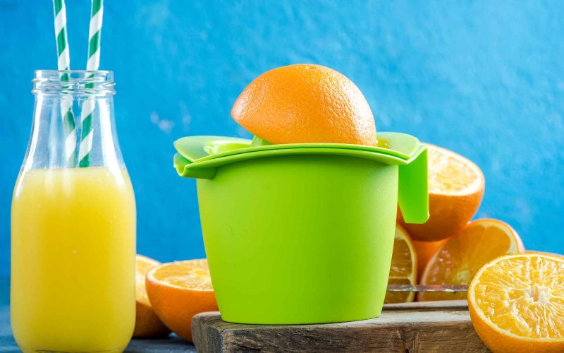 Le Jus d'orange naturel a le soutien maximal en Europe.