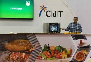 Feria Gastrónoma 2018 – Cata de Naranjas y Mandarinas