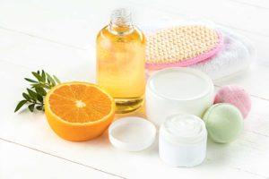 Spray de Naranja Casero. Refrescante para la Piel