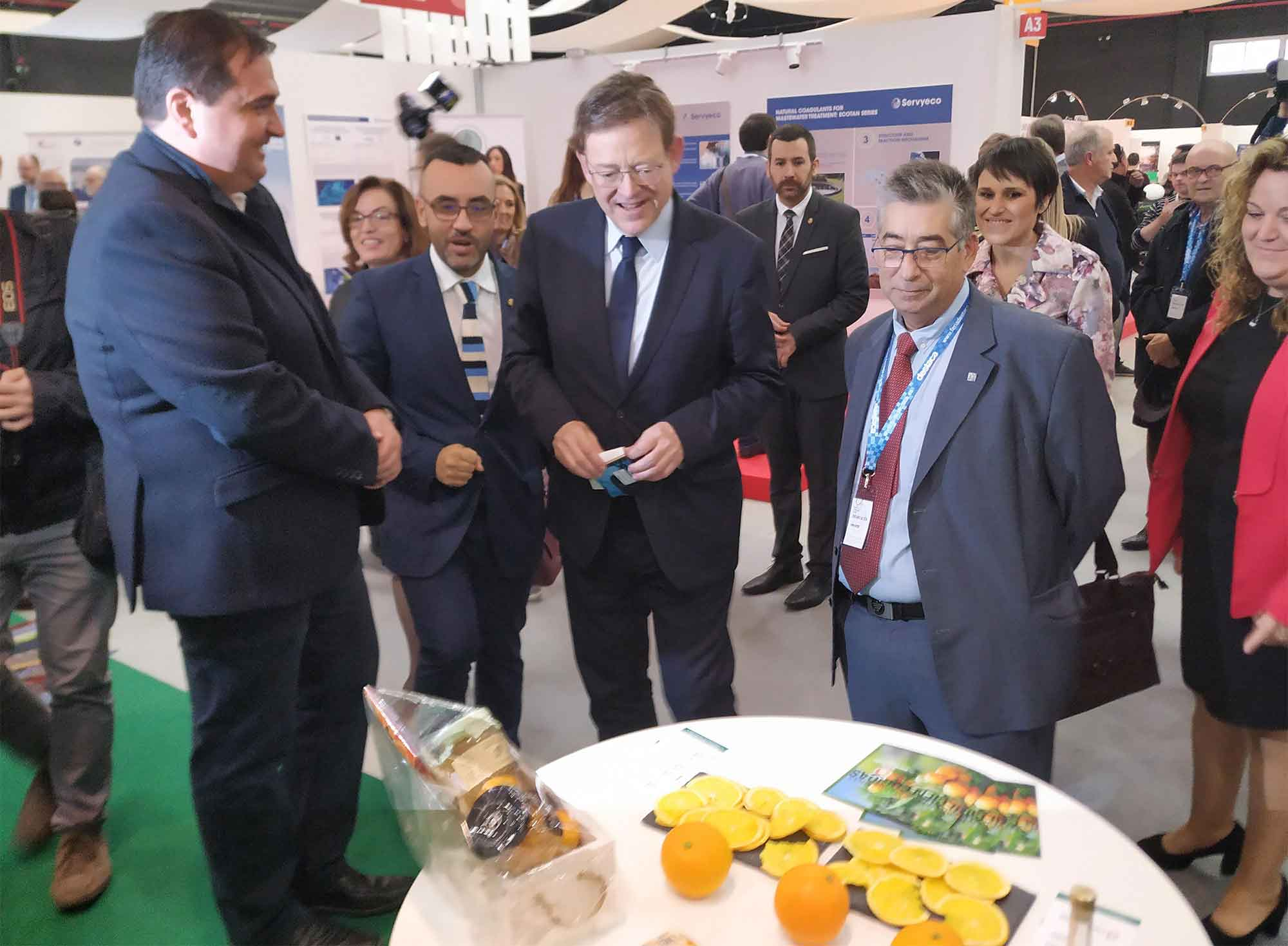 SuperNaranjas invitado a la Feria Destaca 2018