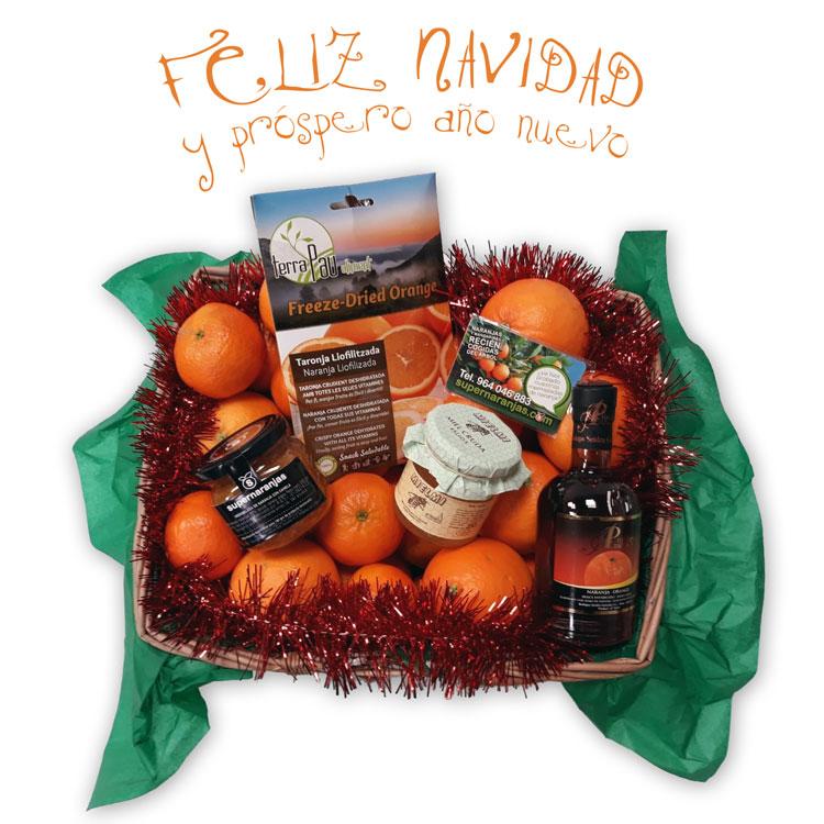 SuperNaranjas.com TE DESEA ¡Feliz Navidad y Próspero Año Nuevo!