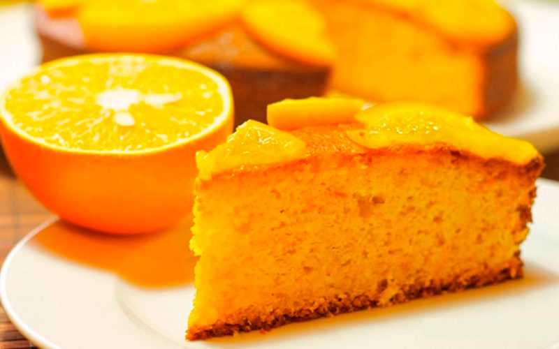 Gâteau à l'Orange | Supernaranjas