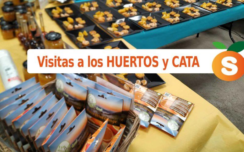 17 Mars 10:30 – Visite des Champs d'Oranges et Dégustation des Produits de SuperNaranjas ( 8€ par personne à Burriana – Castellón)