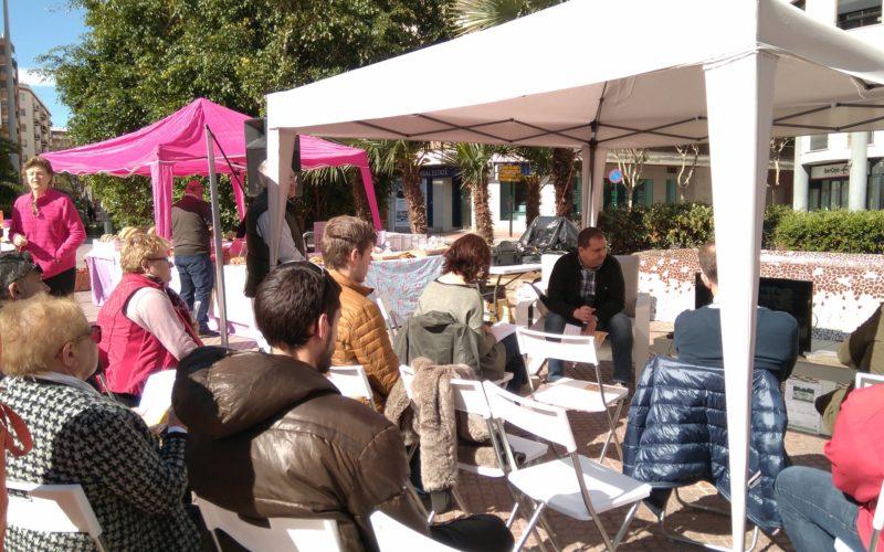 Supernaranjas à la Conférence technique de la Taronja à Castellón