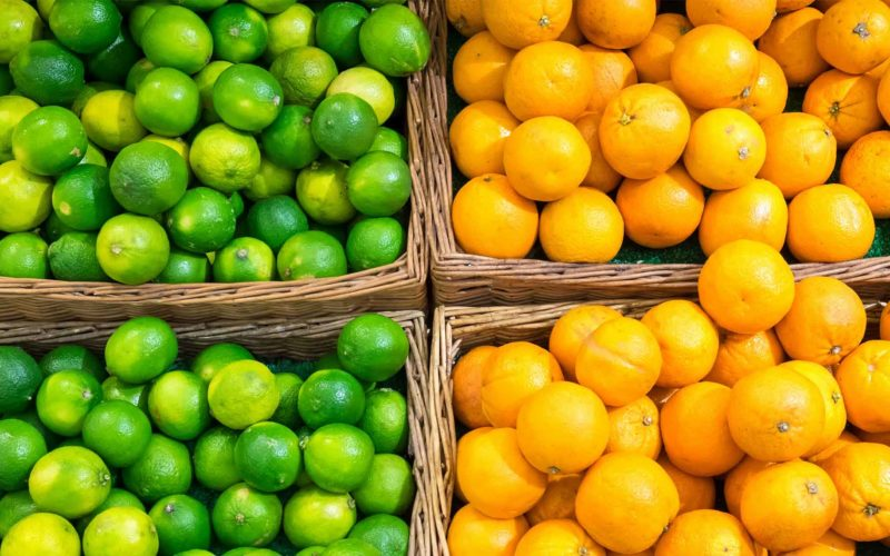 Le gouvernement présente 16 mesures pour revitaliser le # marché des agrumes